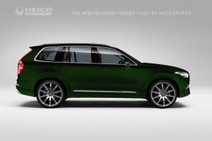 23-calowe koła dla Volvo XC90 od Heico Sportiv