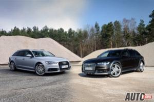 Audi A6 3,0 TDI Tiptronic quattro: Avant vs allroad - test, porównanie, opinia, spalanie, cena [galeria zdjęć]