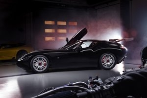 Zagato Maserati Mostro (2015) pojawi się na Concorso d'Eleganza Villa d'Este
