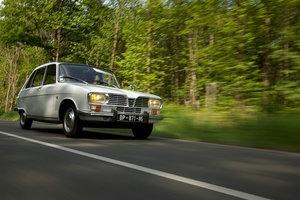 Hołd na 65. rocznicę Renault 16 - pierwszego hatchbacka świata