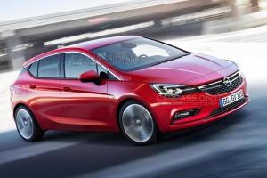 Nowy Opel Astra 2016 [wyciek]